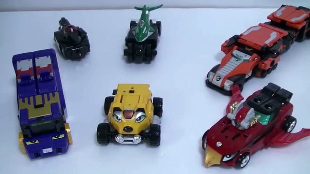 파워레인저 엔진포스 G9엔진킹 또봇 쿼트란 로봇 변신 장난감 đồ chơi Siêu Nhân Cơ Động Tập Power Rangers Go ongers Toys