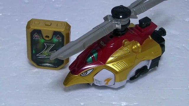 đồ chơi Siêu Nhân Cơ Động Tập 파워레인저 엔진포스 트리콥터 엔진소울 장난감 Power Rangers Go Ongers Toys