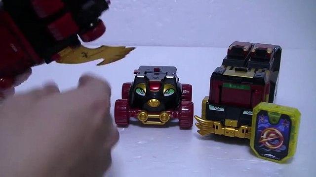 đồ chơi Siêu Nhân Cơ Động Tập 파워레인저 엔진포스 엔진대장군 자동차 변신 장난감 Power Rangers Go Ongers Toys