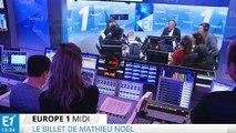 Matthieu Noël taquine Maxime Switek et Jean-Michel Aphatie