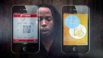 Scan QR codes on Smartphones, Android, Apple Iphone 5, Blackberries, HTC, ipads.