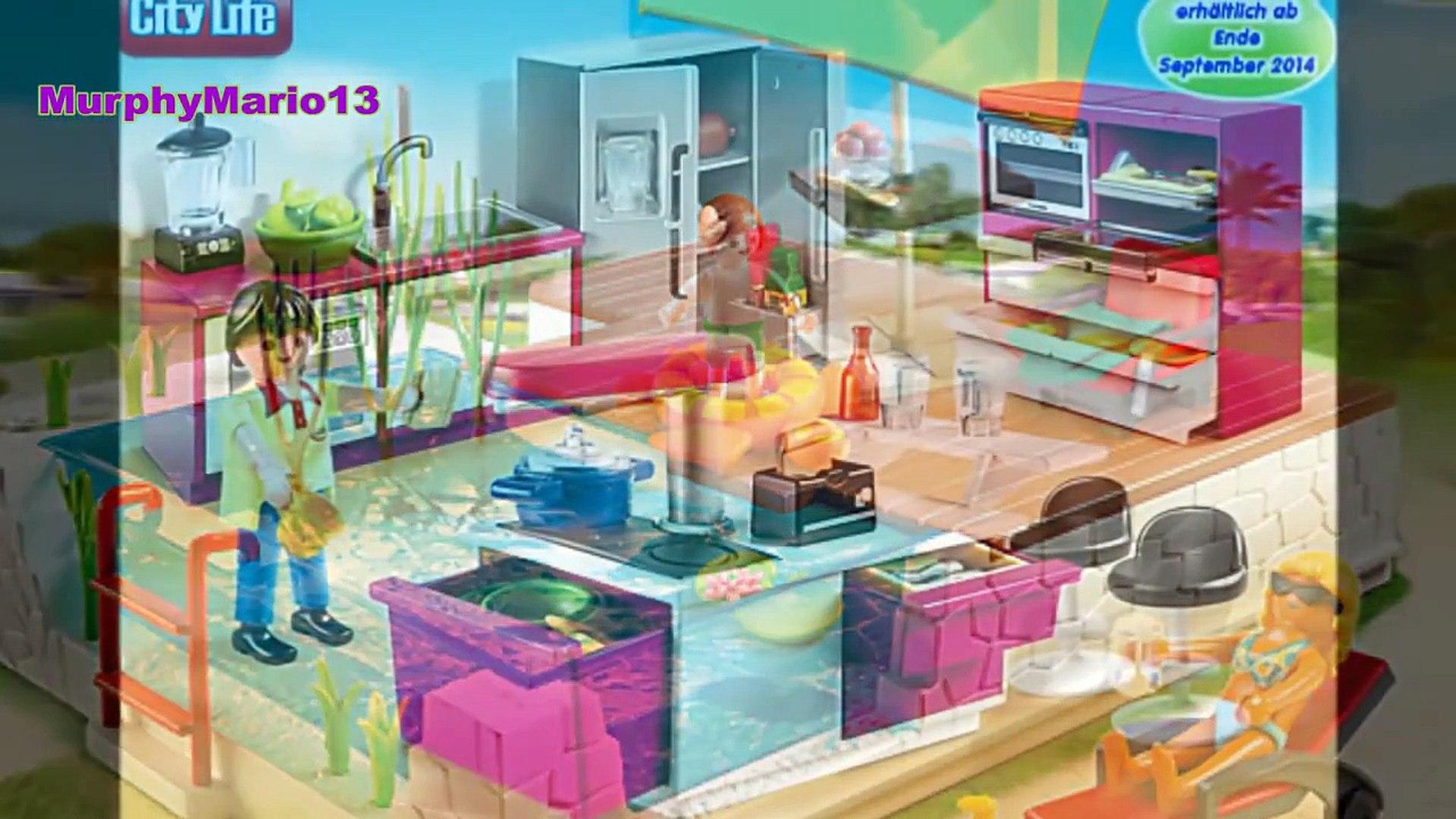 Playmobil 2015 CITY LIFE haus maison Moderne Luxusvilla 5574