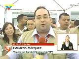 Conformado Consejo de Trabajadores Socialistas en Venezolana de Televisión (VTV)