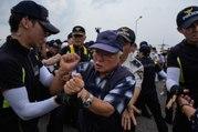 Corée du Sud : Des manifestations anti-Corée du Nord à la frontière