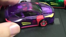 터닝메카드 테로 퍼플 화이트 그린 자동차 변신 장난감 Turning Mecard Green Toys
