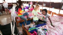 Muscular Dystrophy Association Camp Giant Cupcake Day
