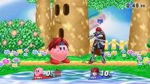 Smash Bros Wii U DLC - Ryu, Roy, & Lucas Screen KOs, Kirby Transformations, & More!
