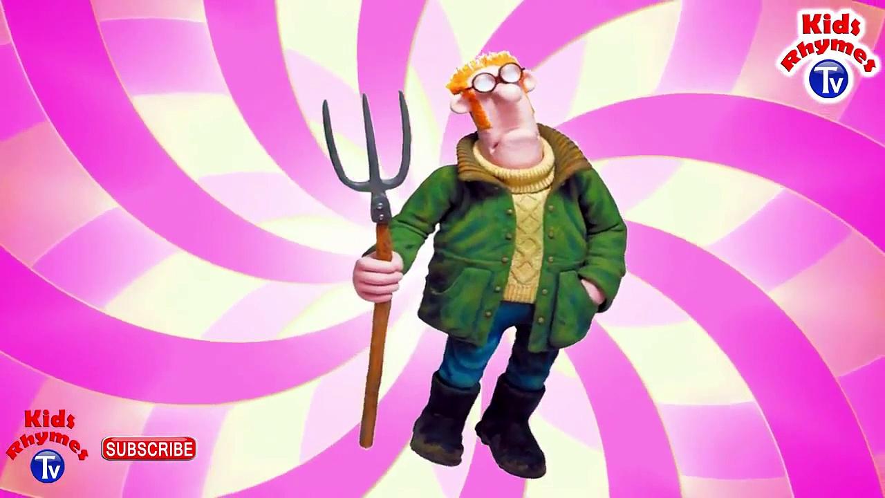 Shaun the Sheep Finger Family Nursery Rhymes Shaun The Sheep Animation