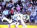 2006 NC 2A Dual State Wrestling Championship 112lb Match