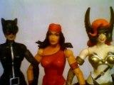 Catwoman (2004) VS Elektra (2005) VS Red Sonja (1985)! Marvel VS. DC  CBMC Round 1, Fight 6