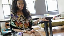 America's Next Top Model Contestant Winnie Harlow Starts a Debate About Blackface