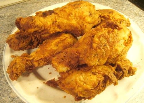 POLLO FRITO ESTILO KENTUCKY FRIED CHICKEN. KFC - Recetas de Pollo Faciles y Economicas y Rapidas