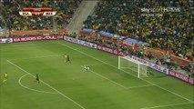 But Tshabalala - Afrique du Sud VS Mexique (Coupe du Monde 2010)