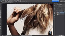 Photoshop CC Tutorials - How To Photoshop Face Manipulation Tutorial CC