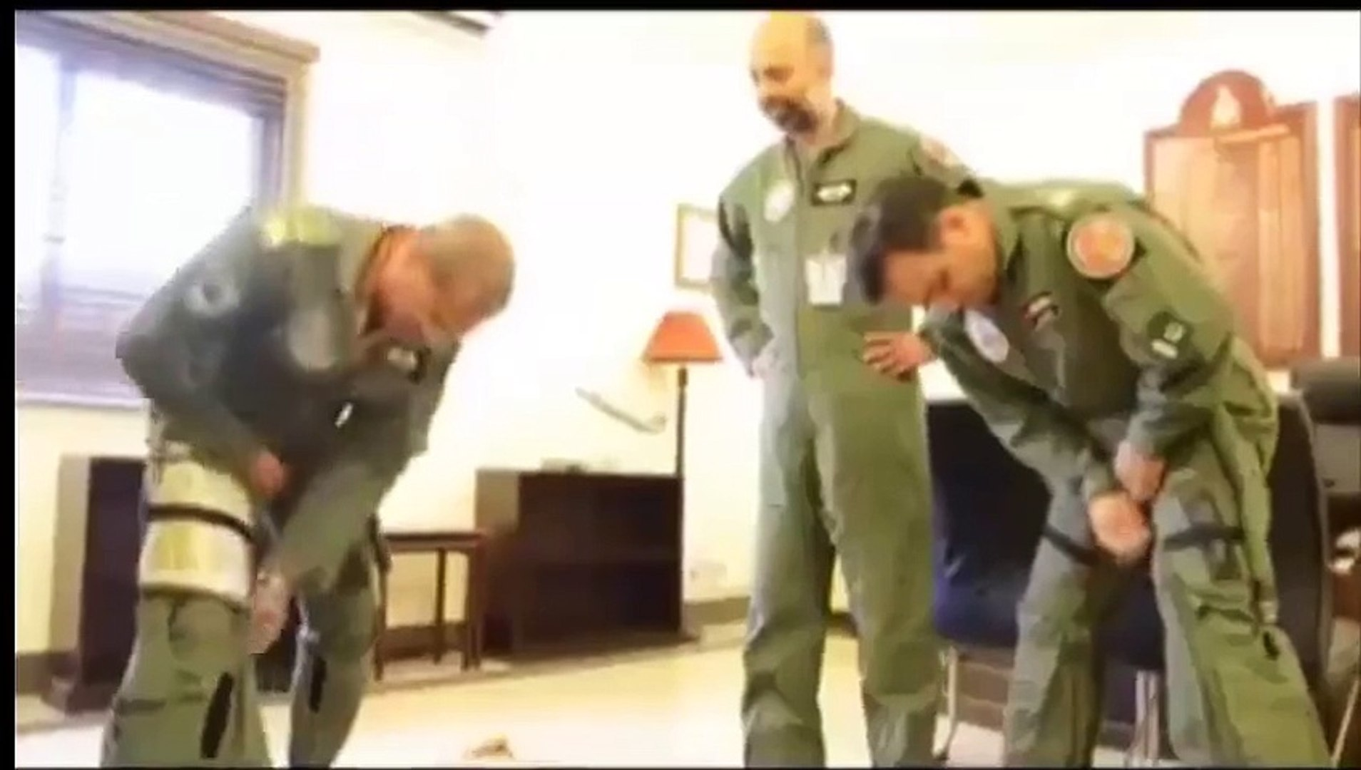Exclusive Footage: Air Chief Leading the Air Strikes in #ZarbeAzb