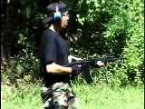 Galil assault rifle