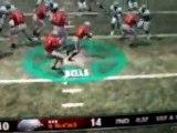 NCAA Football 09 Ohio State Vs. Michigan State