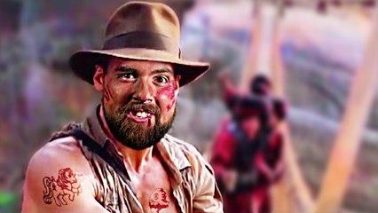 "Indiana Jones and the Temple of Doom (Parody) DUM - ""I'll Be Around"" - Original Music Video"