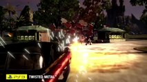 PS4 - PlayStation Plus - Free Games Trailer (September 2015)