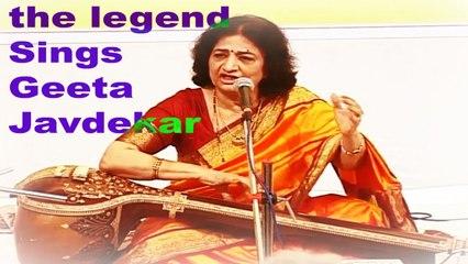 Geeta Javdekar - Varsha Utsav | Indian Classical Vocals | Epic Legendary Collection