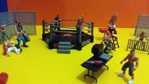 WWE Raw World Heavyweight | WWE Cartoons For Children | WWF ChampionShip Cartoon