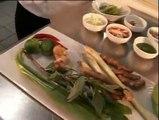 Crabe poulpe bulot et mangue-W.Ledeuil-Kitchen Gallery