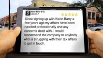 Tax Consultant and Accounting Services in Galway - Kevin Barry Accountants Review