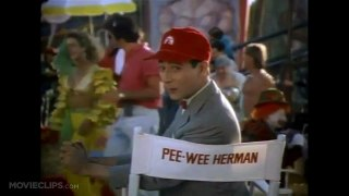 Big Top Pee wee 1988 Official Trailer 1 Paul Reube