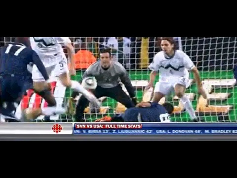 US Soccer 2010 Highlights