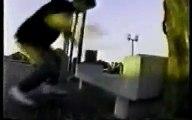 Skate freestyle Rondey mullen