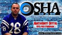 OSHA training: OSHA 10 and 30 Testimonials