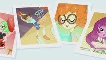 My Little Pony: Equestria Girls - Friendship Games | Cortos Animados [4º Corto] Fotografía Dinámica (Español Latino) - HD