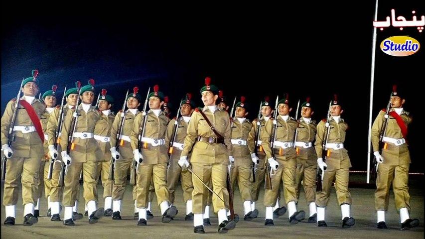6 September Defence Day AE MARDE MUJAHID Jaag Zara 6th September Defence Day 14 August Mili Naghmy new 2015 Song Punjab Studio