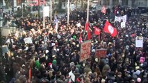 Stop ACTA! Protest against ACTA! Düsseldorf 11.02.12