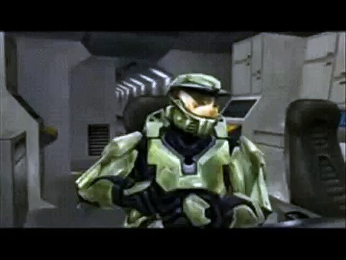 Halo 5 Master Chief S Real Face