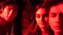 Shahrukh's Son Aryan & Saif's Son Ibrahim PARTIES HARD With HOT GIRLS