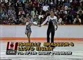 Brasseur & Eisler (CAN) - 1988 Calgary, Pairs' Long Program