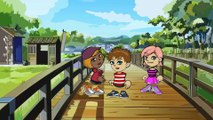 Grupo Infantil - Sobre el Puente de Aviñón