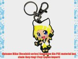 Hatsune Miku (Vocaloid series) Kagamine Rin PVC material key chain (key ring) [Toy] (japan