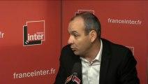 """Laurent Berger : """"Code du travail, simplification n'est pas baisse de la protection"""""""