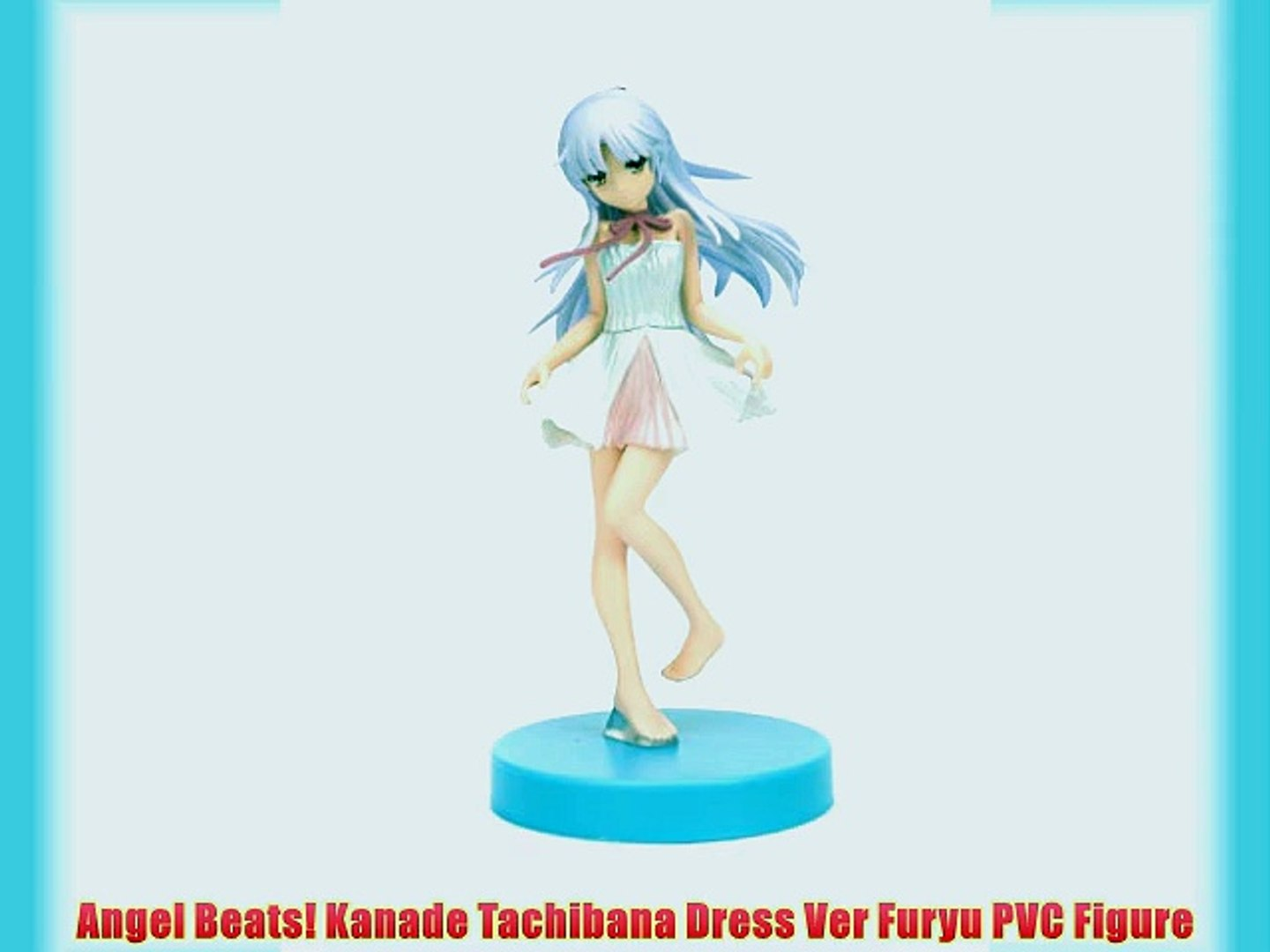 Angel Beats! Kanade Tachibana Dress Ver Furyu PVC Figure