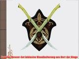 United Cutlery Lord of the Rings Herr der Ringe Legolas Fighting Knives Swords UC1372
