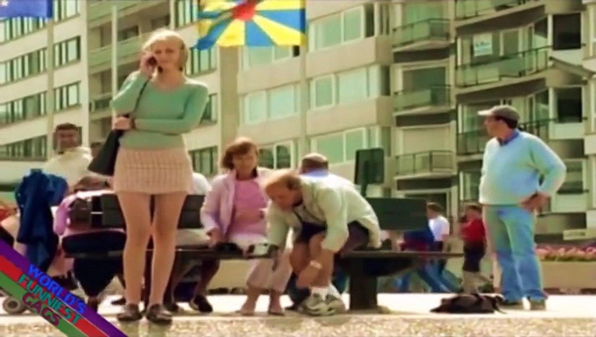 FUNNY Prank Videos - Sexy Skirt Prank - Sexy Women Dancing