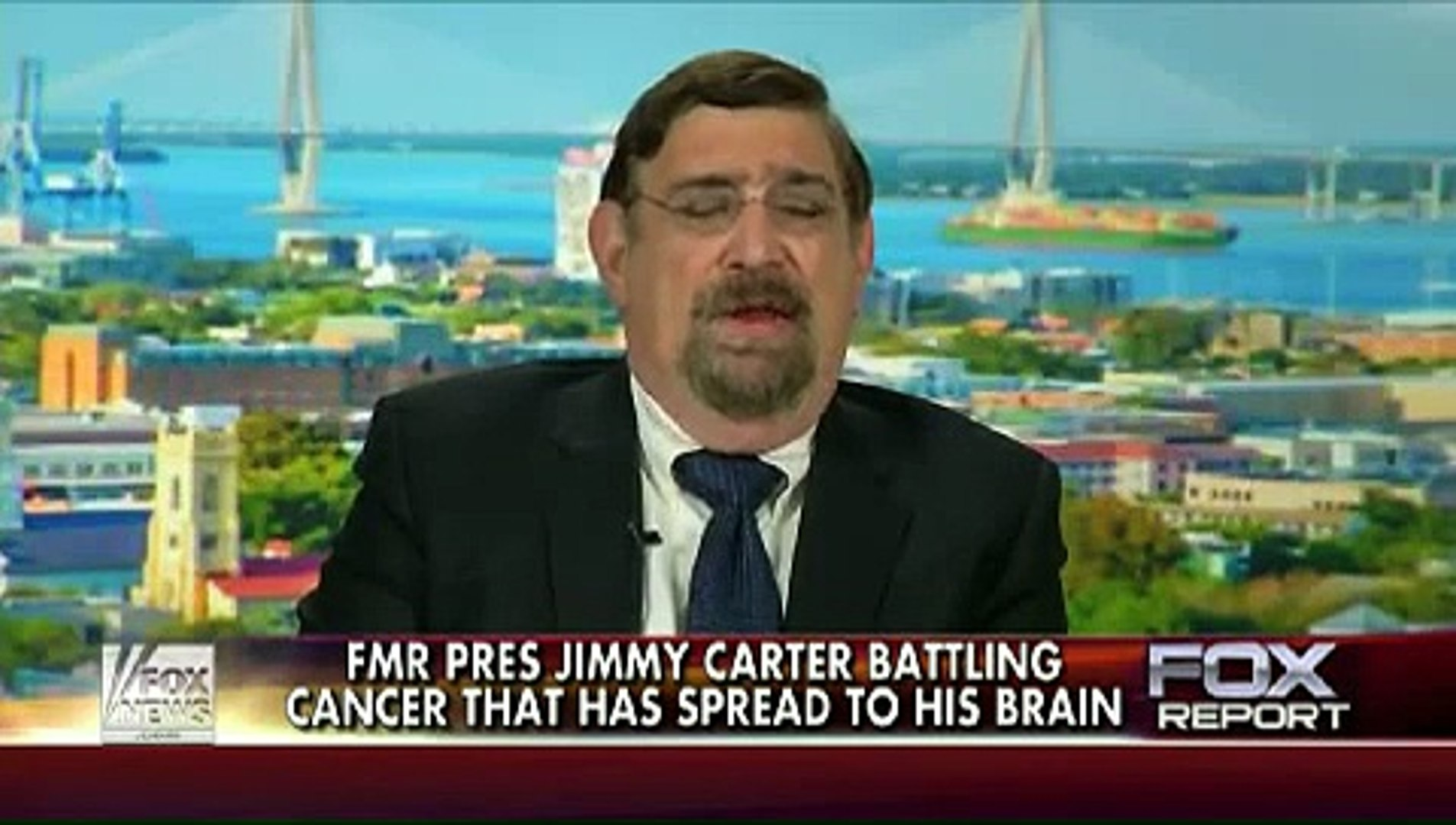 Political Insiders Part 5: Caddell on old boss Carter - FoxTV Political News
