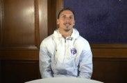 Des Zlatan Facts lus par Zlatan Ibrahimovic s'amuse !