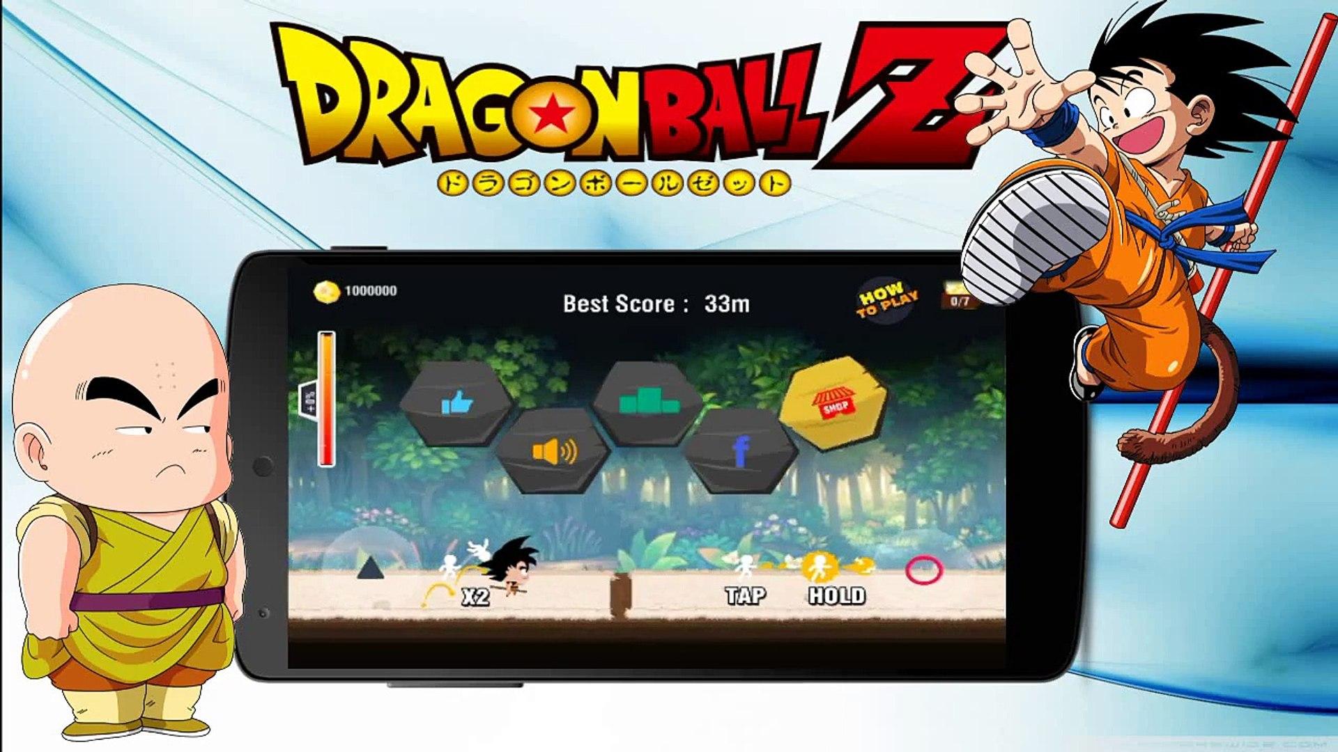 Dragon Ball Android game The Battle Of Saiyan Warrior v1 1 2 Apk Mod 2015  (HD)