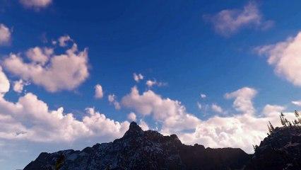 Horizon : Zero Dawn Timelapse de Horizon Zero Dawn