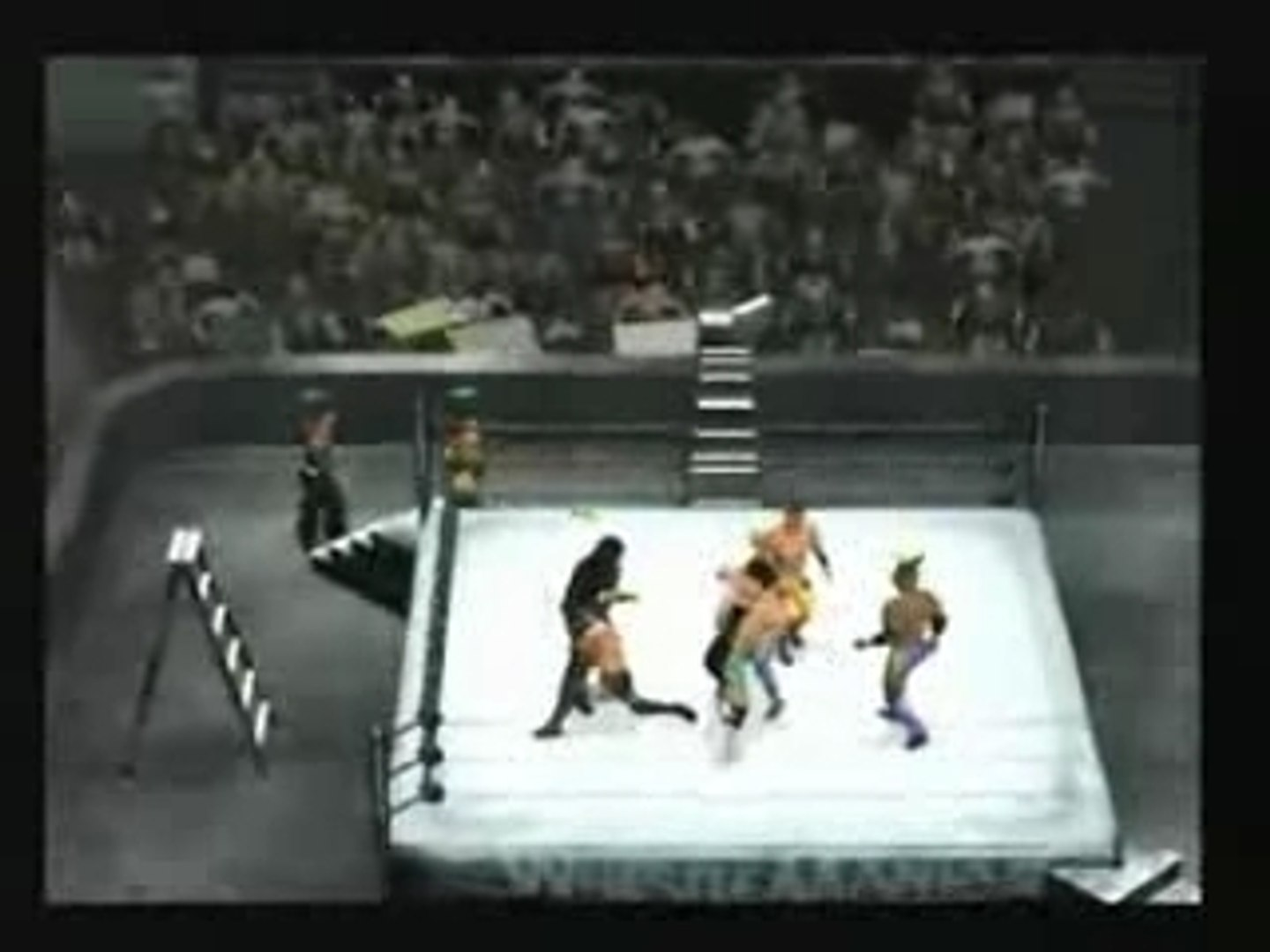 Money in the Bank Ladder Match (Part 1)
