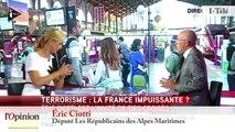 """TextO' : François Hollande : """"Cette agression est une nouvelle preuve que nous devons nous préparer à d'autres assauts et donc nous protéger."""""""