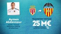 Officiel : Aymen Abdennour quitte Monaco pour Valence !